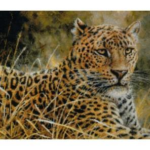 Леопард Набор для вышивания Kustom Krafts 99857