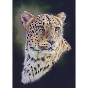 Персидский леопард Набор для вышивания Kustom Krafts 98487