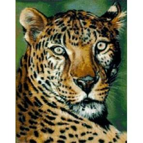 Леопард по имени Шеба Набор для вышивания Kustom Krafts JW-033