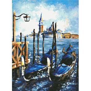 Гондолы в Венеции Набор для вышивания Kustom Krafts 20267