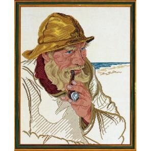 Рыбак Набор для вышивания Eva Rosenstand 14-212