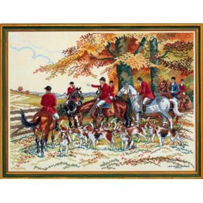 Охота Набор для вышивания Eva Rosenstand 12-452