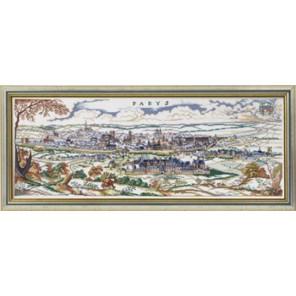 Париж Набор для вышивания Eva Rosenstand 12-393