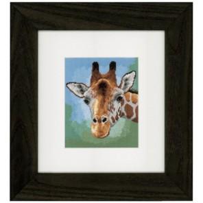Жираф Набор для вышивания Vervaco PN-0149306