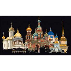 Санкт-Петербург Набор для вышивания Thea Gouverneur 430.05