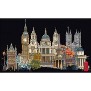 Лондон Набор для вышивания Thea Gouverneur 470.05