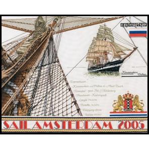 Парус 2005 Набор для вышивания Thea Gouverneur 440