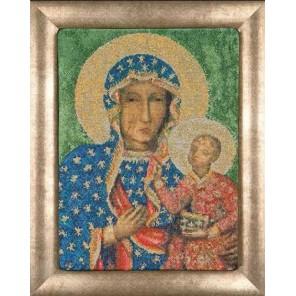 Ченстоховская икона Божией Матери Набор для вышивания Thea Gouverneur 469A