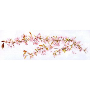 Ветка сакуры Набор для вышивания Thea Gouverneur 481A
