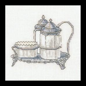 Соль & Перец Набор для вышивания Thea Gouverneur 3010