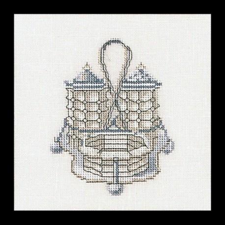 Соль & Перец Набор для вышивания Thea Gouverneur 3009