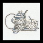 Соль & Перец Набор для вышивания Thea Gouverneur 3008