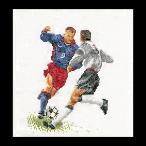 Футбол Набор для вышивания Thea Gouverneur 3030