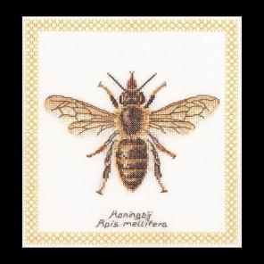 Медоносная пчела Набор для вышивания Thea Gouverneur 3017