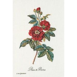 Африканская роза Набор для вышивания Thea Gouverneur 2029