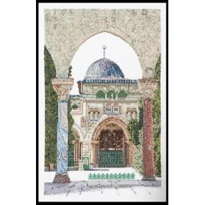 Мечеть аль-Акса Набор для вышивания Thea Gouverneur 534