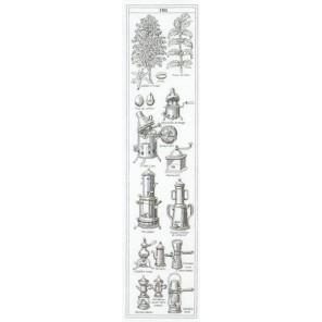 Дизайн кофеварок Набор для вышивания Thea Gouverneur 3028