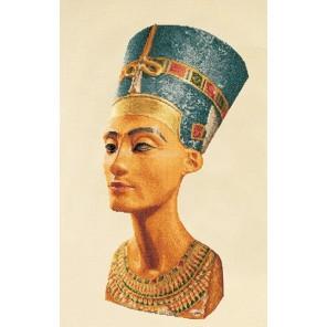 (Маленькая) Нефертити Набор для вышивания Thea Gouverneur 3071