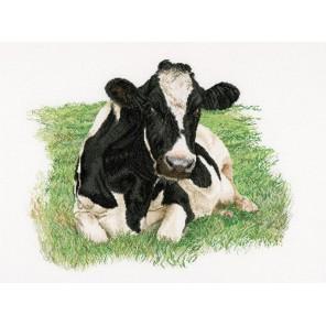 Корова Набор для вышивания Thea Gouverneur 451