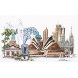 Сидней Набор для вышивания Thea Gouverneur 480
