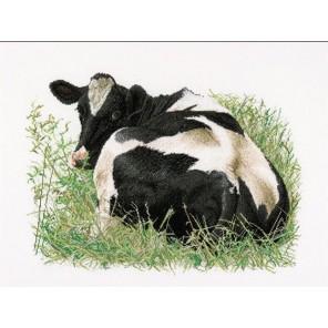 Корова Набор для вышивания Thea Gouverneur 452