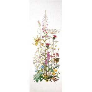 Полевые цветы Набор для вышивания Thea Gouverneur 821