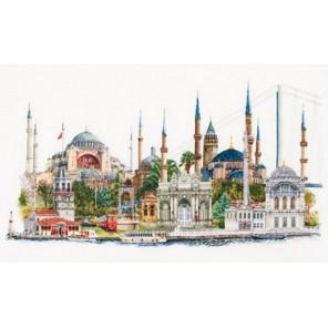 Стамбул Набор для вышивания Thea Gouverneur 479