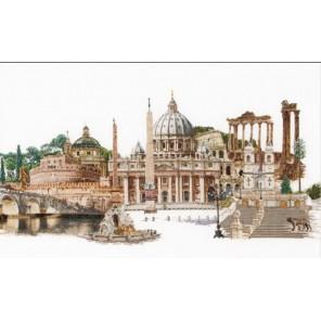 Рим Набор для вышивания Thea Gouverneur 499