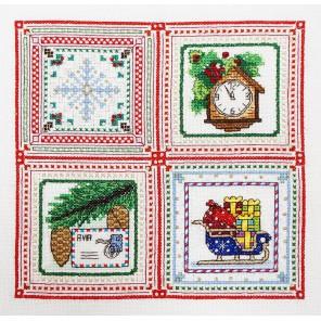 Рождественские истории. Глава 1 Набор для вышивания Марья Искусница 13.003.07