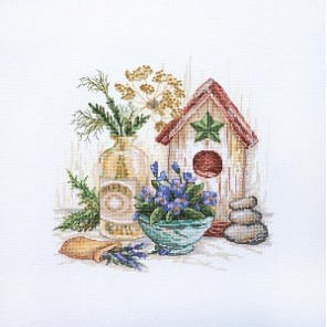 Травы Прованса Набор для вышивания Марья Искусница 11.004.10