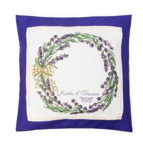 Набор для изготовления наволочки Лавандовый аромат Набор для вышивания Марья Искусница 14.001.20