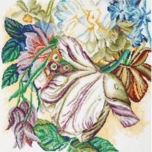 Пестрый тюльпан Набор для вышивания Марья Искусница 04.002.05