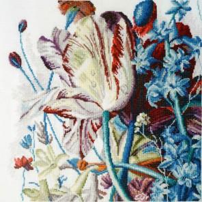 Дыхание тюльпана Набор для вышивания Марья Искусница 04.002.04