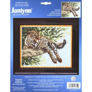 Леопард Набор для вышивания Janlynn 106-0052