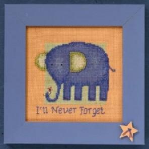 Слон Набор для вышивания бисером MILL HILL