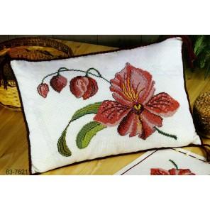 Орхидея Набор для вышивания подушки PERMIN