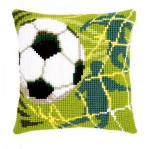 Футбол Набор для вышивания подушки VERVACO