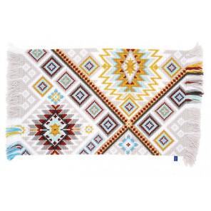 Этнический мотив III Набор для вышивания коврика VERVACO