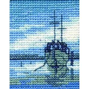 Лодка Набор для вышивания PERMIN