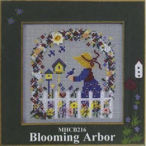 Цветущий сад Набор для вышивания MILL HILL