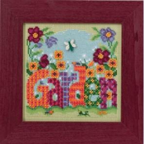 Сад Набор для вышивания MILL HILL