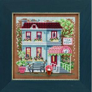 Чайный домик Набор для вышивания MILL HILL