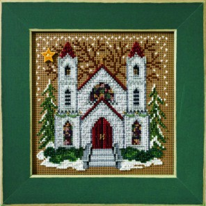 Свято-Николаевский собор Набор для вышивания MILL HILL