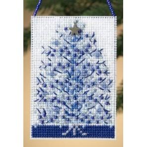 Серебряное дерево Набор для вышивания MILL HILL