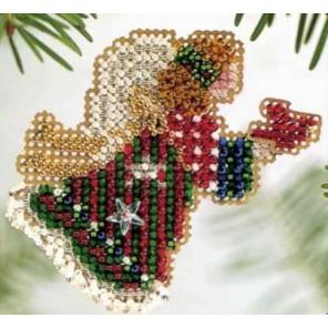 Рождественский Ангел Набор для вышивания бисером MILL HILL