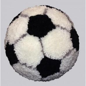 Футбольный мяч Набор для вышивания подушки MCG TEXTILES