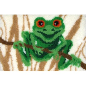 Лягушка Набор для вышивания коврика MCG TEXTILES