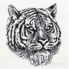 Тигр Набор для вышивания Белоснежка 187-14