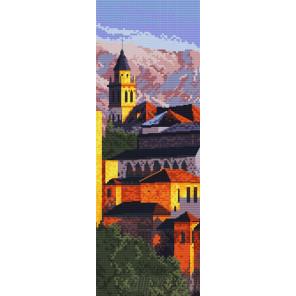 Альгамбра Испания Набор для вышивания Белоснежка 4063-14