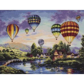 Парад шаров 35213 Набор для вышивания Dimensions ( Дименшенс )